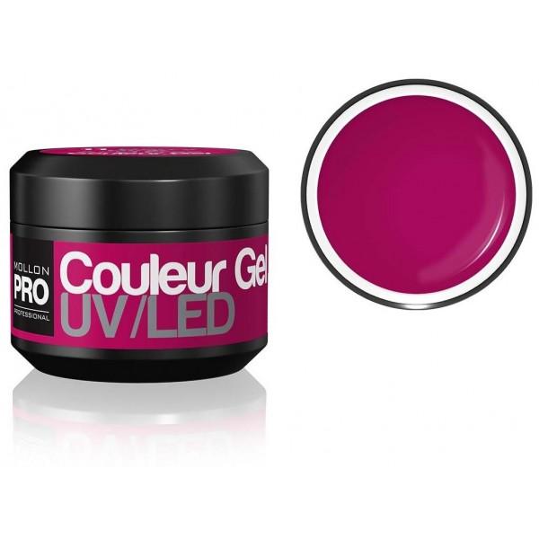 Gel UV de couleur Mollon Pro Berry Pink - 11