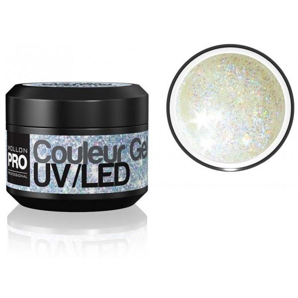 Gel UV colore diamante Mollon Pro Mix - 12