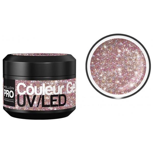 gel di colore UV Mollon cristallo Pro Shine - 13