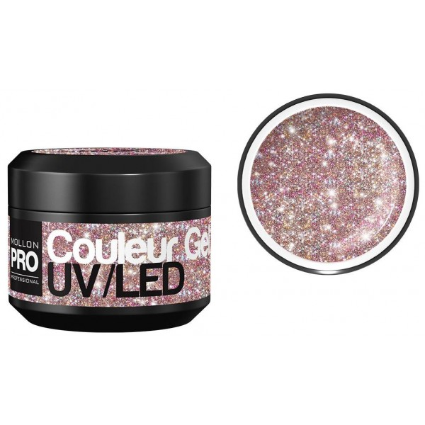 Mollon Pro Crystal Shine UV Gel - 13