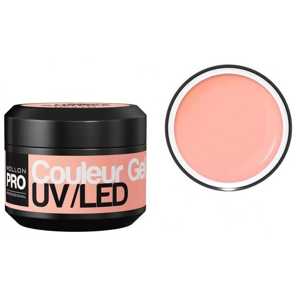 gel del color de UV Mollon Pro desnuda de colección - 14