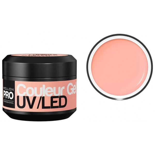 gel di colore UV Mollon Pro nudo d'epoca - 14