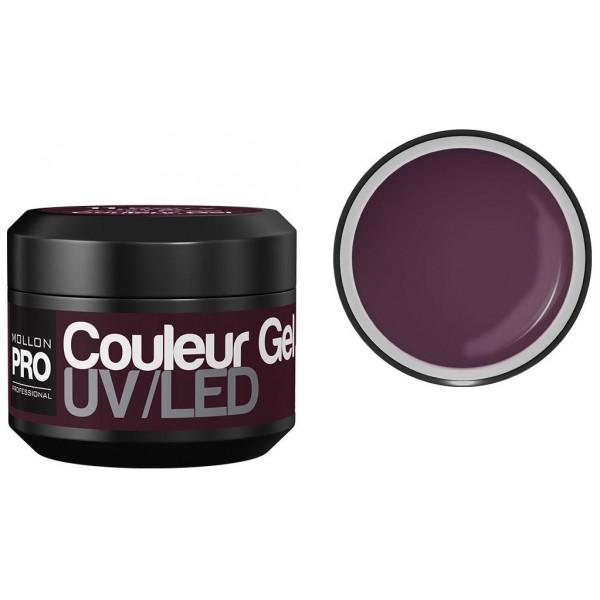Gel UV de couleur Mollon Pro Purple Orchid - 17