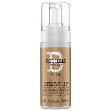 Tigi Bed Head For Men Press Up Body Building Foam 125 ML