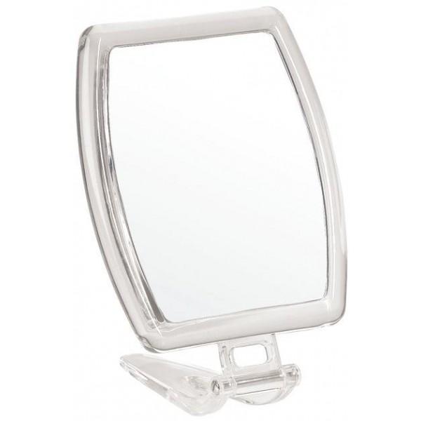 Specchio rettangolare da trucco ingrandente x 5