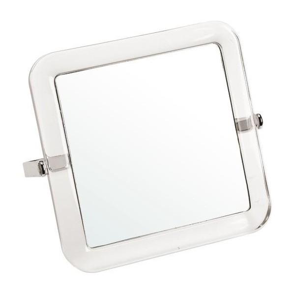 Specchio double face da trucco ingrandente X5