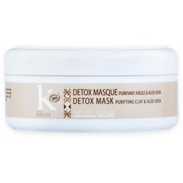 Masque Detox K pour Karité 300 Grs