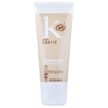 Shampooing crème K POUR KARITE 200g