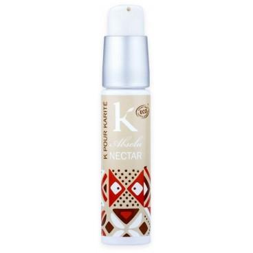 Olio per capelli nettare assoluto e capelli K per karitè