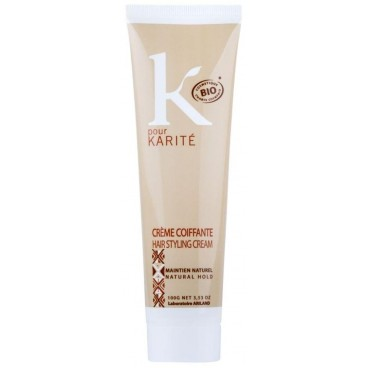 Crema de peinado K para karité
