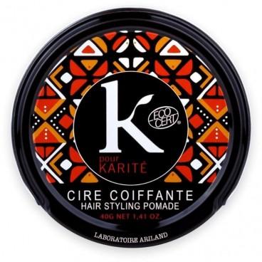 Cire Coiffante K pour Karité 40 Gr