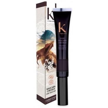 Mascara pour cheveux Ton sur Ton 3 K pour Karité