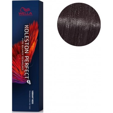 Koleston Perfect ME+ Rouge Vibrant 33/55 chatain foncé acajou intense 60 ML