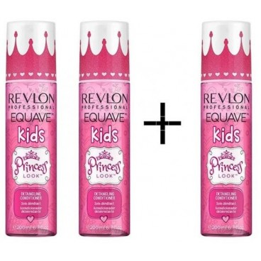 Pack Spray Revlon Kids Princess 200ml