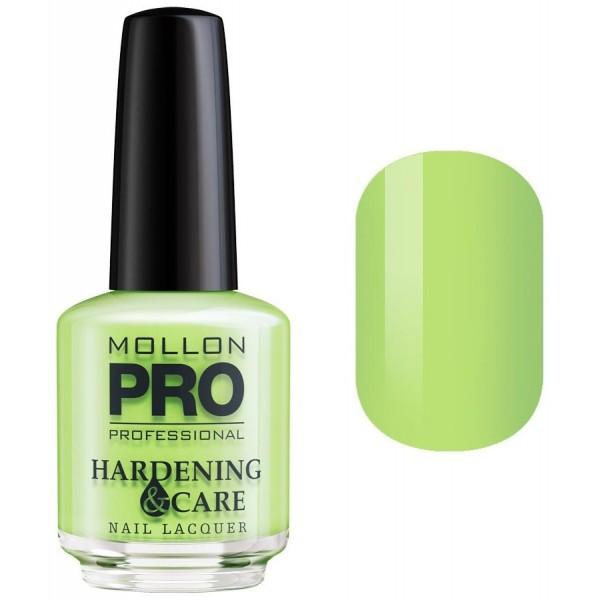 Mini Cuidado de las uñas y clásico Endurecimiento Mollon Pro 10 ml Crisantemo 02