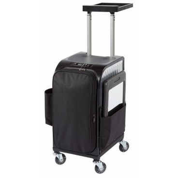 Valise Table Rollercoaster Argent 020060132