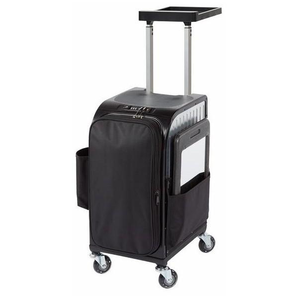 Tabla maleta montaña rusa de plata 020060132