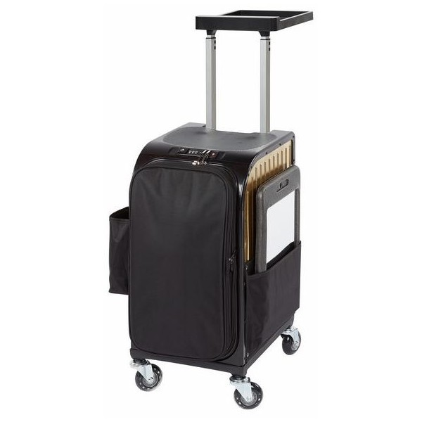Suitcase Table Rollercoaster Doré 020060133