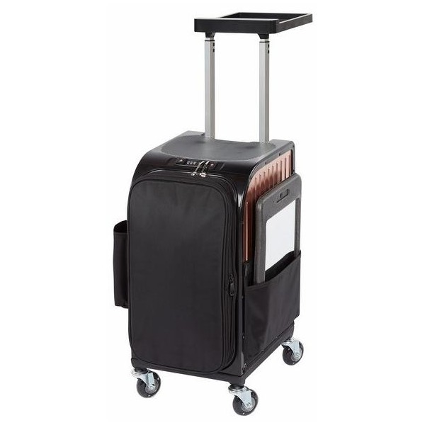 Suitcase Rollercoaster Rose 020060136