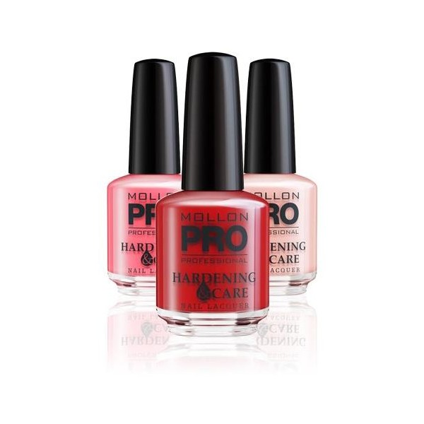 Classic Hardening & Care Mollon Pro 10ml (By Color)
