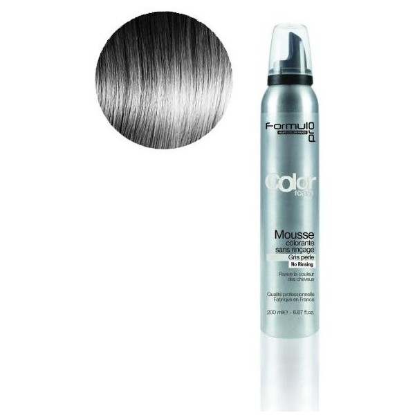 Färbung Schaum Formul Pro Pearl Grey 200 ML