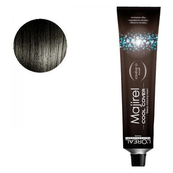 Majirel Cool Cover N°5.1 Chatain Clair Cendré 50 ML