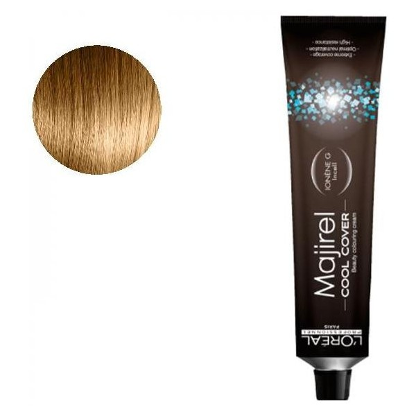 Majirel Cool Cover N°8.3 Blond Doré 50 ML