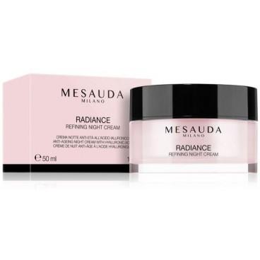 Anti-aging night cream with hyaluronic acid RADIANCE Refining Night Cream 50ml