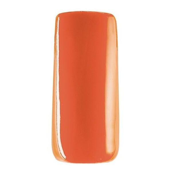 Tecniche di gel di colore UV pugno arancione Peggy Sage