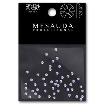 Cristales para uñas CRYSTAL CLEAR SS5 50 piezas