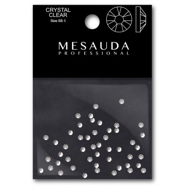 Crystals for nails CRYSTAL AURORA SS5 50 pieces