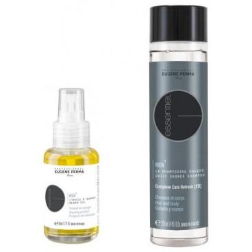 Shampoo Essential Shower Body & Hair 250 ml