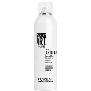 Spray Tecni Art Air Fix Anti-Frizz Pure 400 ml