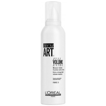 Mousse Tecni Art Full Volume Extra 250 ml