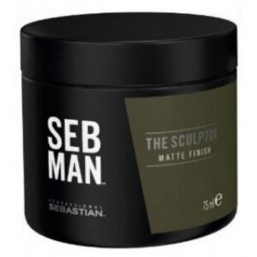 Matte Clay The Sculptor Sebman 75ML