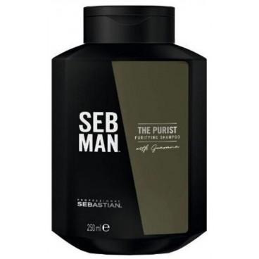 Lo sciampo purificatore Sebman purificatore 250ML