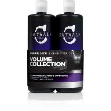 Pack Tigi Catwalk Your Highness 2 X 750 ML