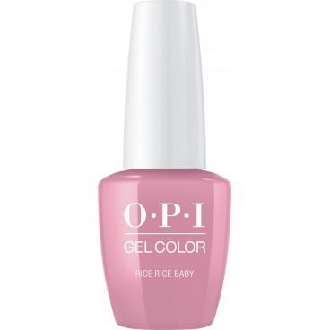 OPI Vernis Gel Color Tokyo - Rice Rice Baby 15 ml