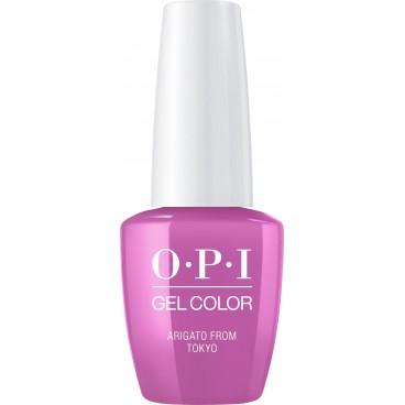 OPI Vernis Gel Color Tokyo - Arigato From Tokyo 15 ml