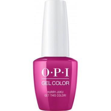 OPI Vernis Gel Color Tokyo - Hurry-juku Get This Color 15 ml