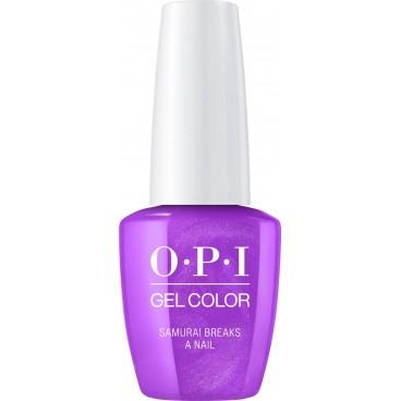 OPI Vernis Gel Color Tokyo - Samurai Breaks a Nail 15 ml