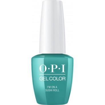 OPI Vernis Gel Color Tokyo - I'm On a Sushi Roll 15 ml