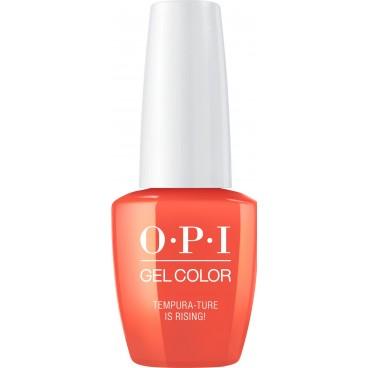 OPI Vernis Gel Color Tokyo - Tempura-ture Is Rising 15 ml