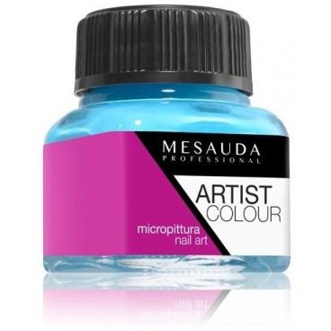 Artist Color Turquoise Mesauda