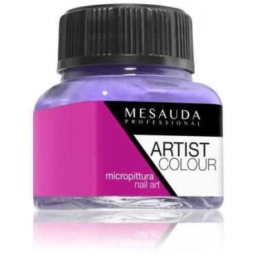 Artist Color Violet Mesauda