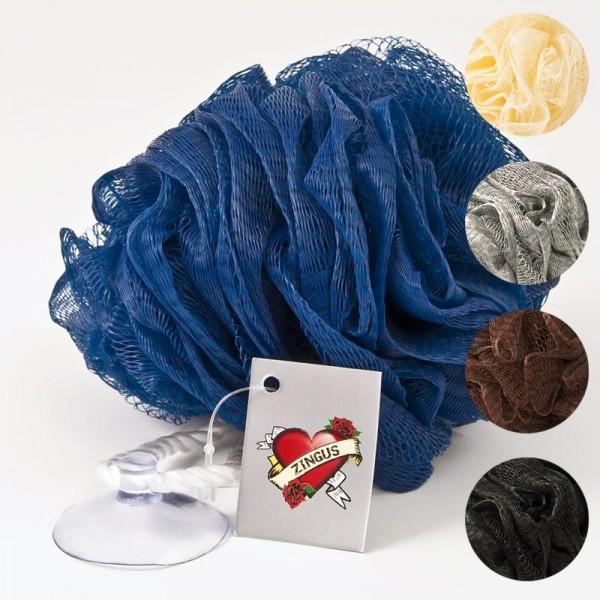 Spugna a rete sintetica - Blu