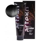 el color Artego 150 ML Nº 1 N Negro