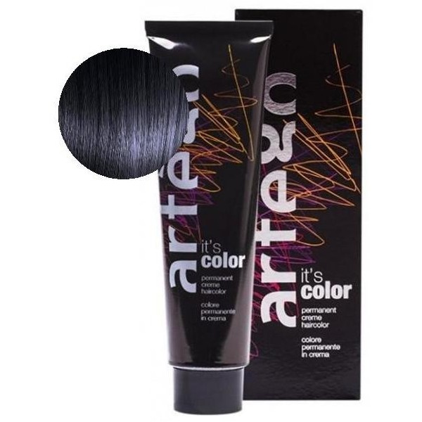 Artego color 150 ML N°1B Noir Bleu