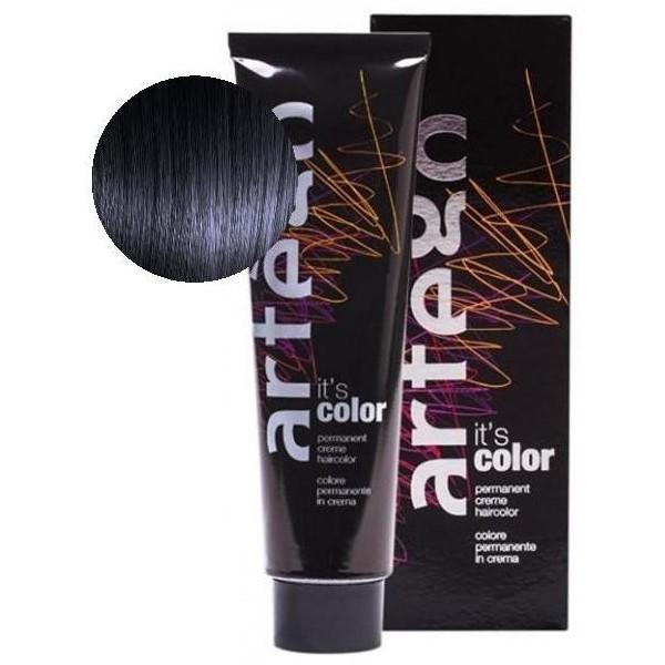 Artego Farbe 150 ML No. 1B Schwarz Blau