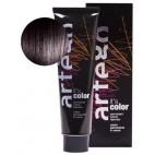 Artego Color Tube coloration 150 ml (par déclinaisons) 3/7 Chatain Foncé Marron